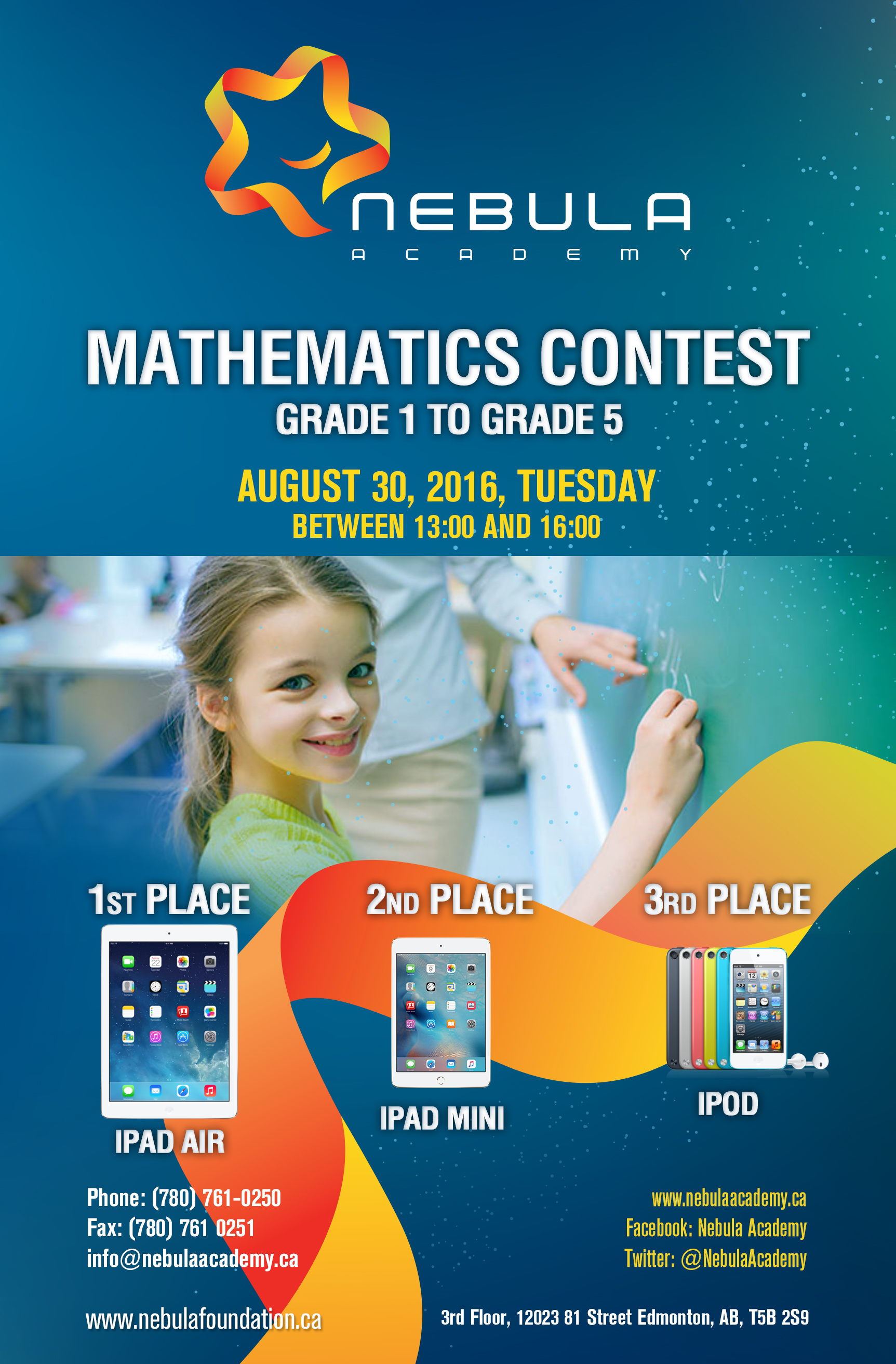 Nebula-mathematics-contest